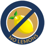 mission ac and plumbing no lemons guarantee badge